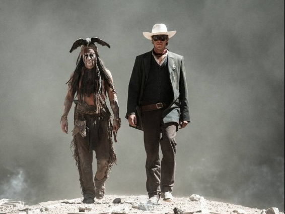 Trailer Talk: Troubled 'Lone Ranger' Reboot Teases with Potential