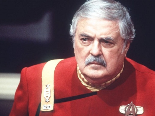 Actors Who Served: 'Star Trek's' James Doohan, Royal Canadian WW2 Veteran