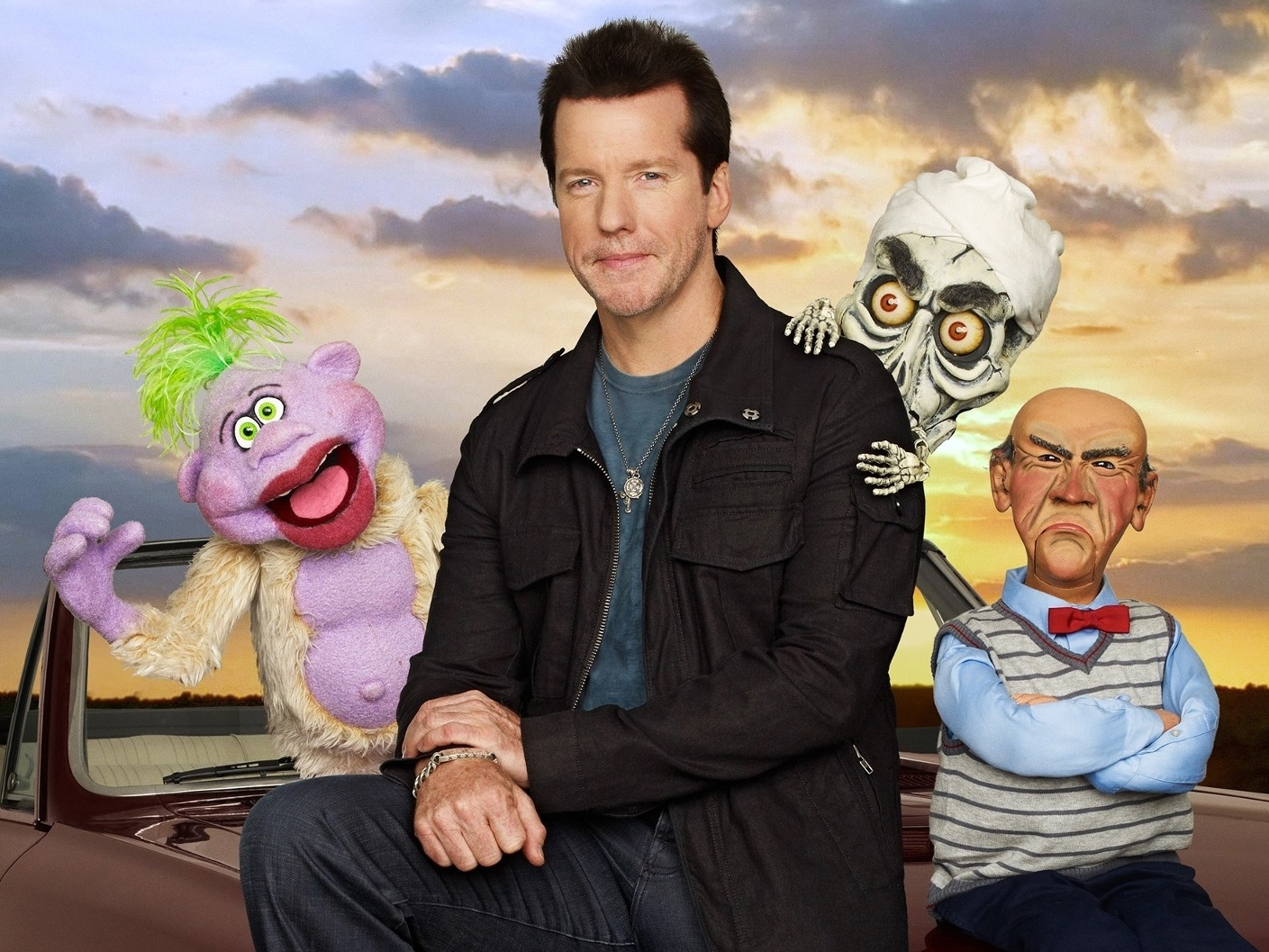 Jeff Dunham's 'Monster' Mash Airs Tonight on Comedy Central