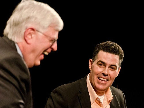 BH Interview: Dennis Prager Wants Carolla's 'Luck' to Rub Off on University Students