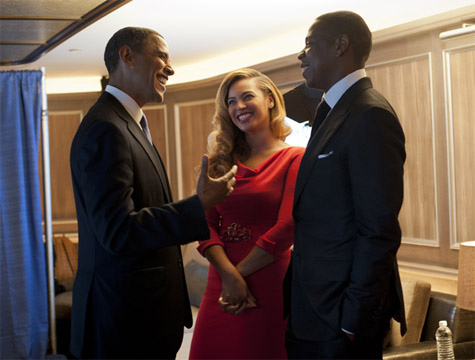 Empty Set Chair: Obama Backer Beyoncé Bows Out of Eastwood Film