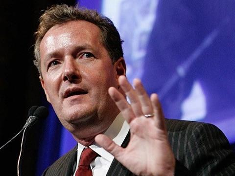 Morgan for Mitt: CNN Star Says Romney 'Just Might Save America'