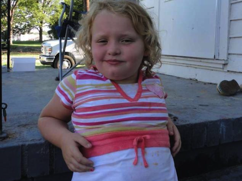 Obama Earns Honey Boo Boo's Support