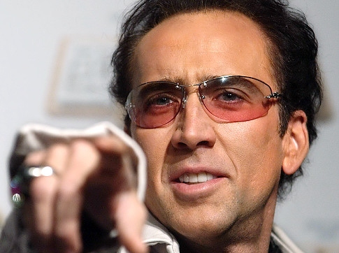 Nicolas Cage Cast in 'Left Behind' Reboot