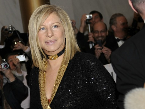 Streisand Pens Panicked Fundraising Letter for Democrats