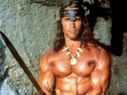 Schwarzenegger Continues Comeback with 'The Legend of Conan'
