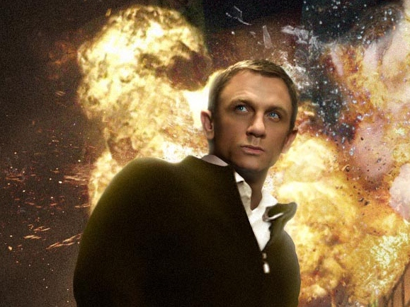 Bond is Back: 'Skyfall' Opens Big in England