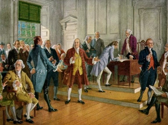 Founding Father Featured in Popular New Video Game