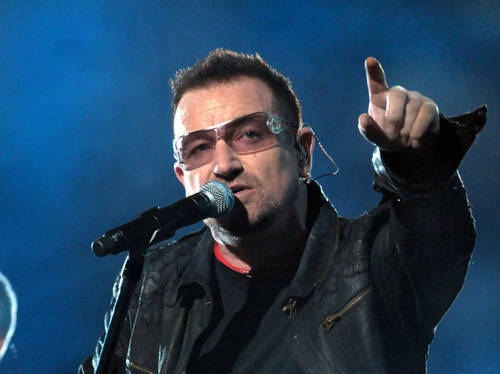 Bono Sees the Light, Applauds Capitalism