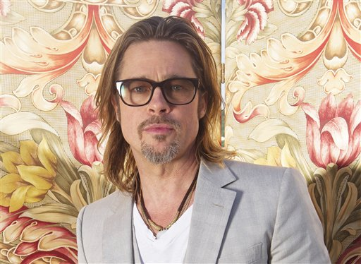 Brad Pitt Gives $100K for Gay Marriage Effort