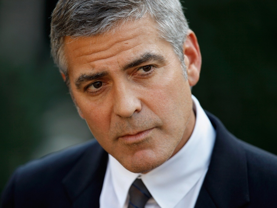 Clooney Calls First Amendment 'Unfortunate'