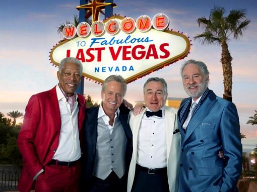 Freeman, De Niro to Star in 'Last Vegas'