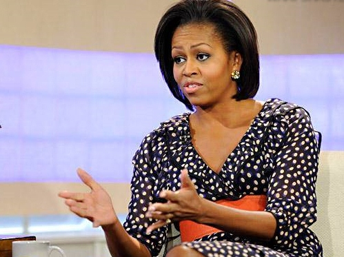 Plan B: TV Execs Eye First Lady for Post-White House Talk Show