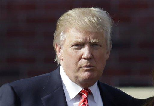 Trump Trims Parts of Twitter Tirade
