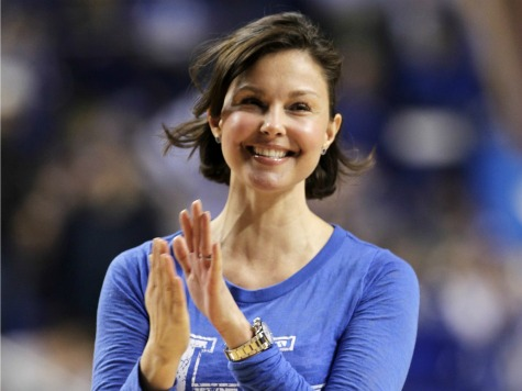 Actress Ashley Judd for Senate?