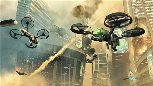 'Call of Duty: Black Ops II' Aims Toward Future