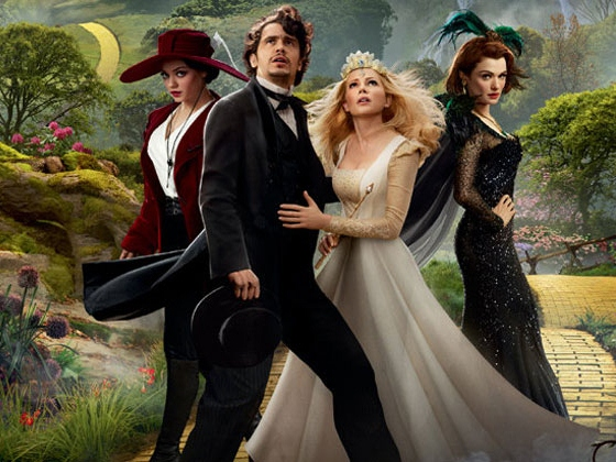 Trailer Talk: 'Oz the Great and Powerful' Substitutes CGI Wonders for the Real Deal