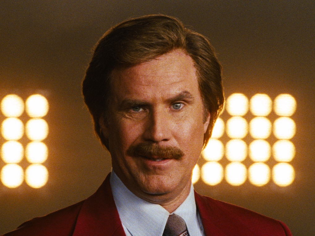 Ferrell: 'Anchorman 2' to Tackle Entertainment as News