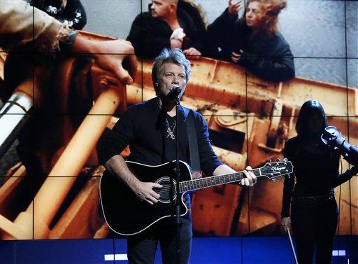 Springsteen, McCartney, Kanye Set for Sandy Benefit Concert