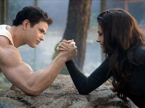 'Twilight' Finale Leads Razzies List, 'Atlas' Sequel Also Targeted