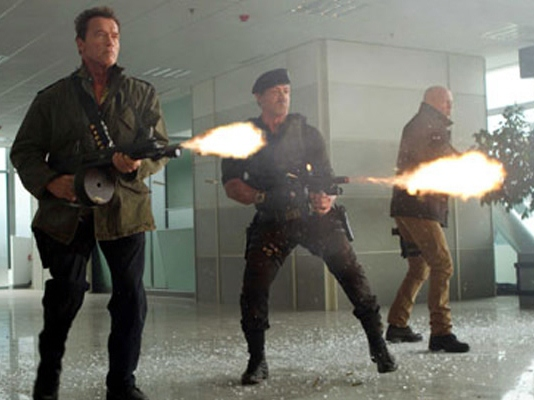 'The Expendables 2' Blu-Ray Review: Time Capsule Action Epic Deserves Fresh Burial