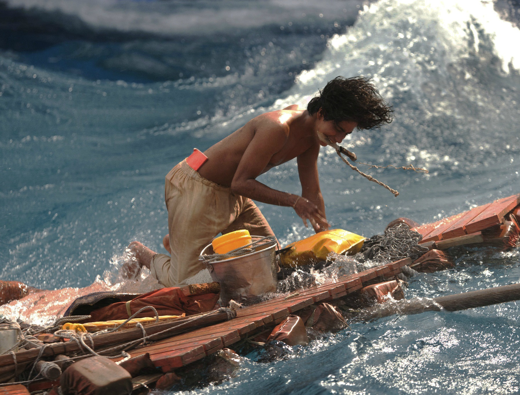 'Life of Pi' Review: Visual Masterpiece Interrupted by Narrative Hiccups