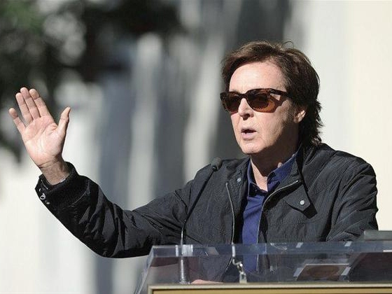 McCartney Says Skip Turkey on Thanksgiving