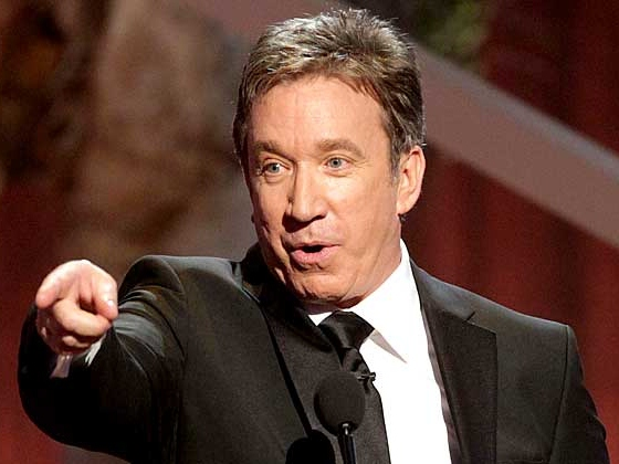 Tim Allen: Give Your Money Away Before Government Takes It