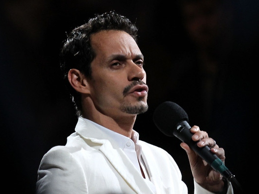 Marc Anthony Helps Dominican Orphanage