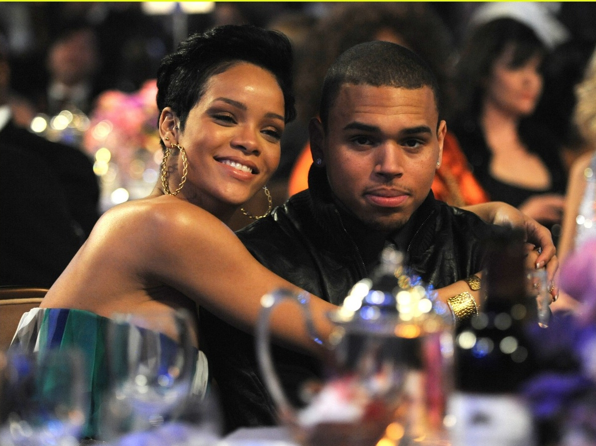 Chris Brown And Rihanna Throw Twitter Vulgarities at Female Blogger
