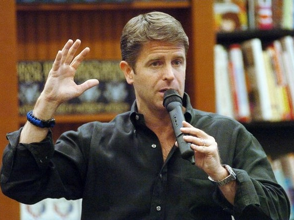 Brad Thor: Tax-Raising Republicans Should Be 'Run Out of Town on a Rail'