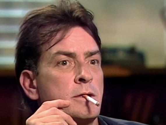 Charlie Sheen Blasts 'Two and a Half Men' Creator Chuck Lorre, Calls Sitcom Cursed