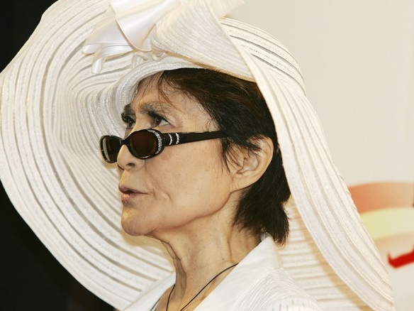 Yoko Ono Introduces Butt-Baring Men's Line