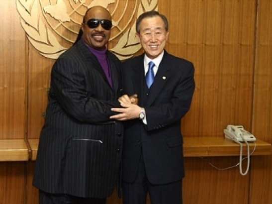 Stevie Wonder Cancels Israeli Concert, Cites U.N. Objection as Reason