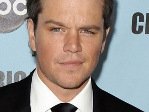 Matt Damon Hopes We'll See Who Obama Is in Second Term