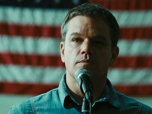 Matt Damon Voted for Obama Despite First-Term Criticisms