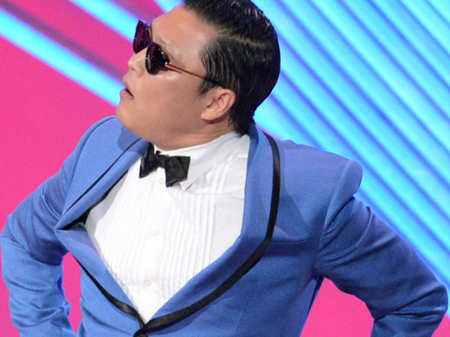 'Gangnam Style' Singer Apologizes For Anti-American Rap