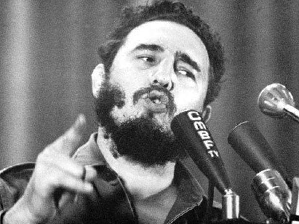 Fidel Castro's Communist Shadow Inspires First-Time Novelist