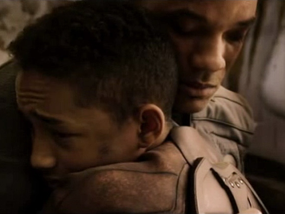 Trailer Talk: 'After Earth' Offers 'Avatar'-Lite, Will Smith and Son Reunion