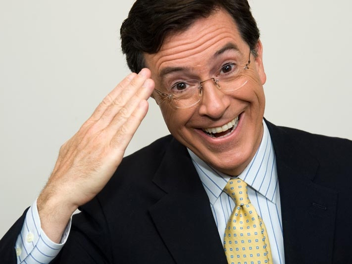 Poll: S.C. Residents Want Stephen Colbert to Replace Jim DeMint
