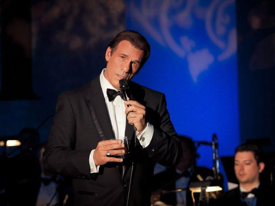 Robert Davi Sells Out Vibrato Twice, New Show Added Thursday Night
