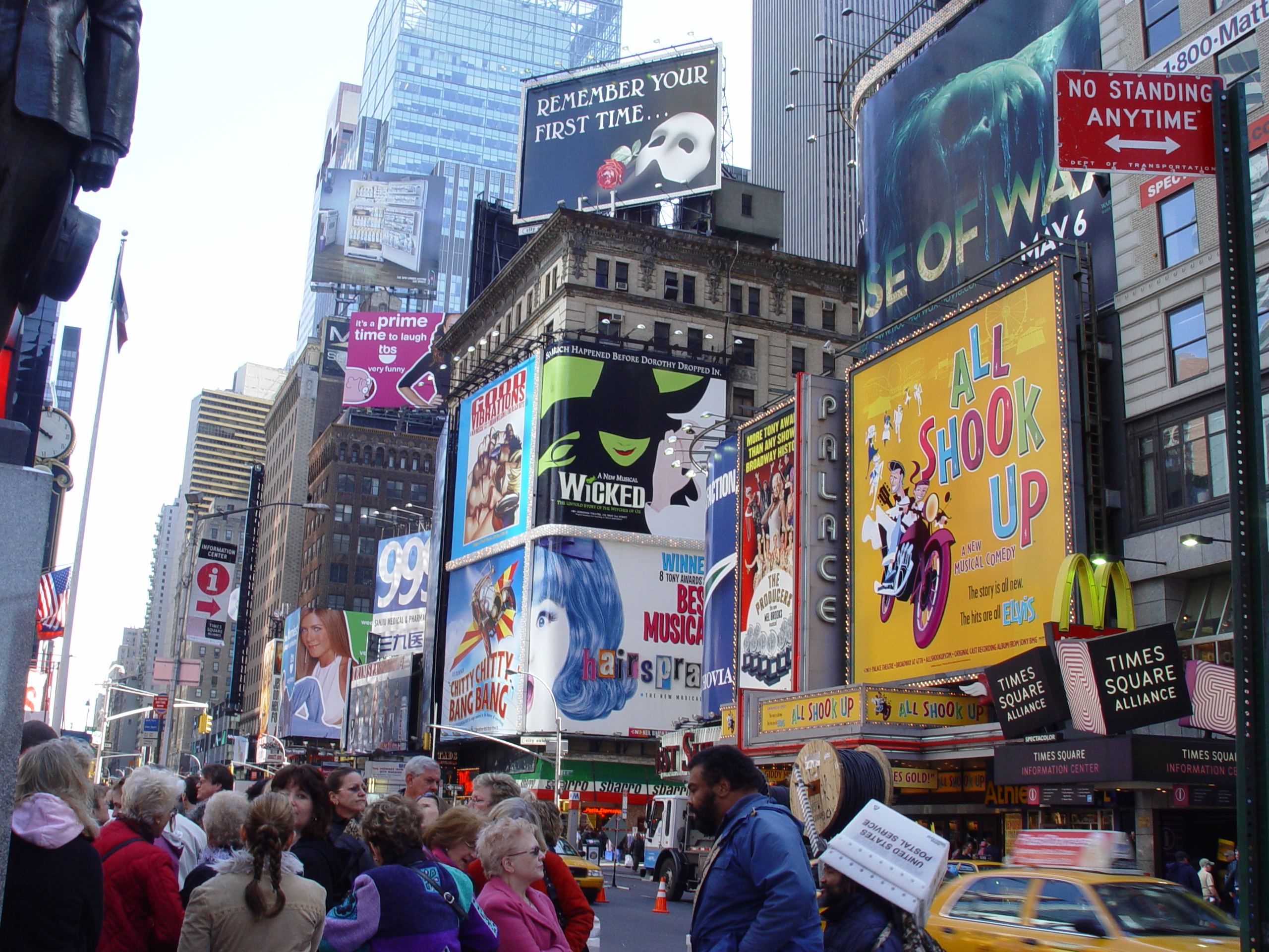 Broadway Faces Potential Holiday Labor Headache