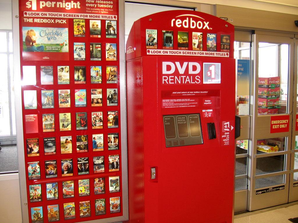 Redbox Challenges Netflix in New Streaming War