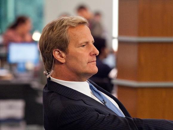 'Newsroom,' 'Game Change' Globe Nods Latest Sign of Awards Season Liberal Bias