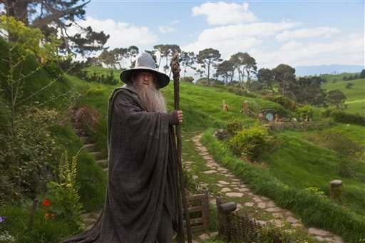 'The Hobbit' Tops Box Office with $84.8 Million