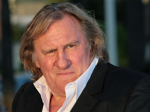 Actor Depardieu Insulted Over Criticism of Tax Exile Status