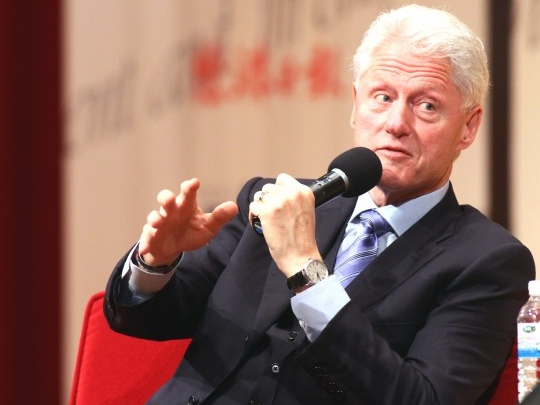 President Clinton Hypocritical Teaming with Martin Scorsese for New HBO Doc