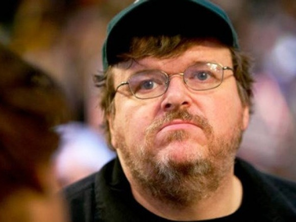 Michael Moore: Conn. School Shooting 'What We Are'