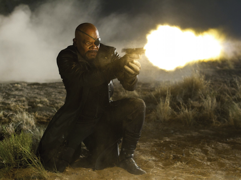 Samuel L. Jackson: Guns, Movies, Video Games Have Nothing to Do with Sandy Hook
