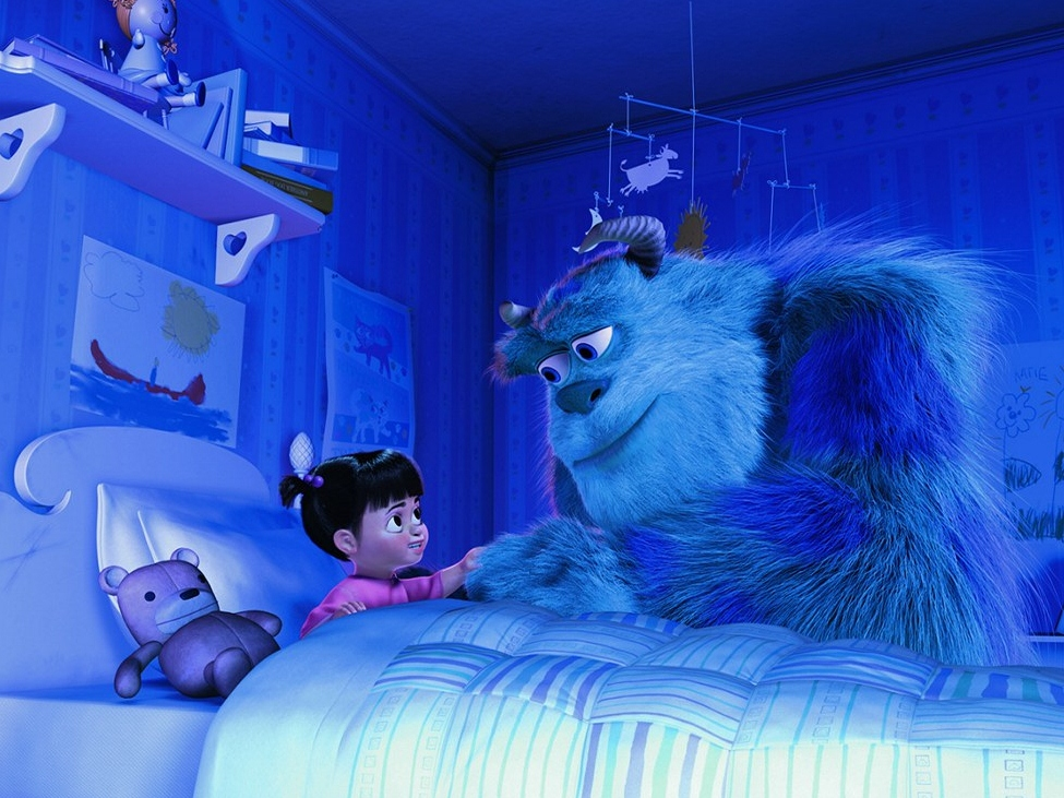 'Monsters Inc. 3D' Review: Pixar Scares Up Old Laughs in New Dimension
